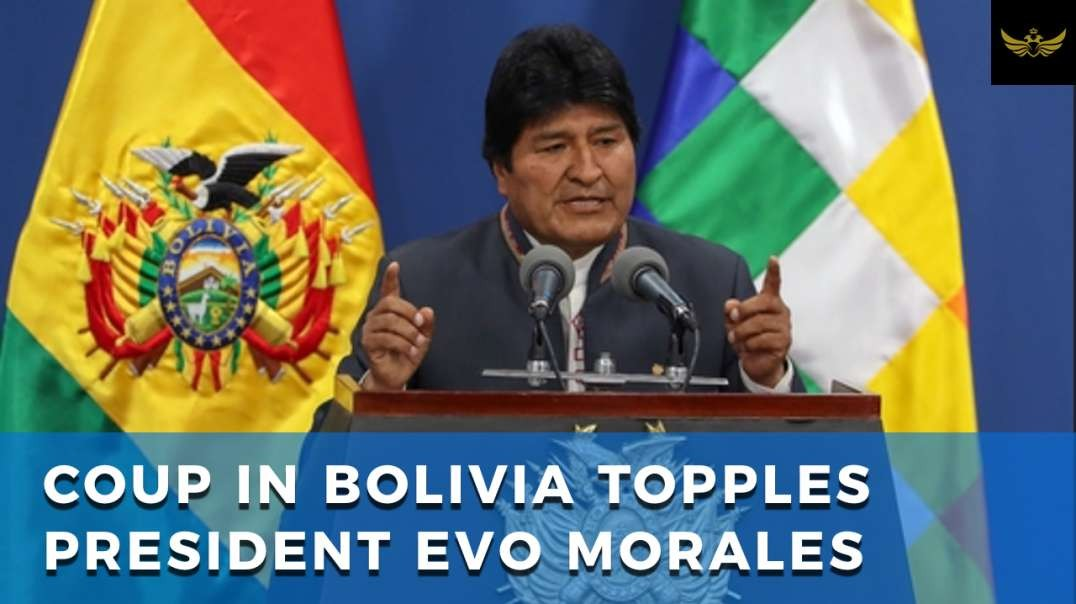 Coup d'état in Bolivia topples President Evo Morales