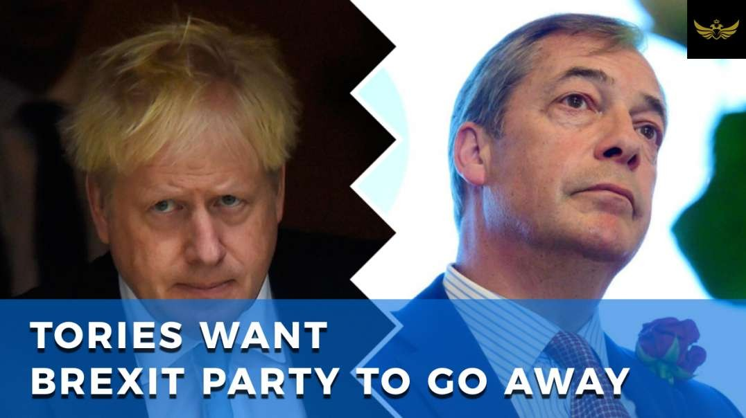 Tories turn to destroy Brexit Party & with it any chance for a real Brexit