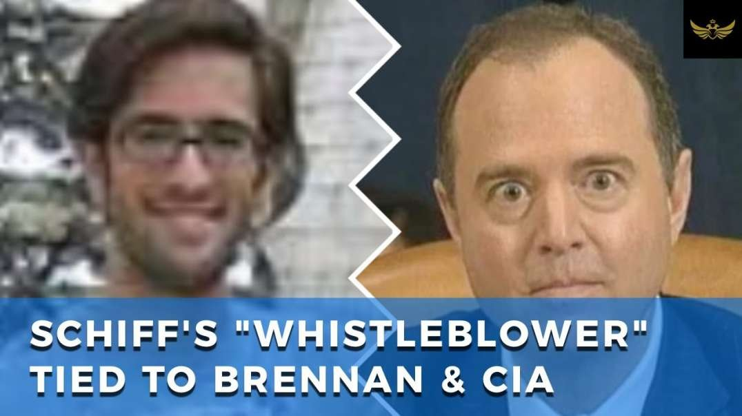 "Identity of Schiff's ""whistleblower"" leaks out. Deep ties to Nuland, Biden, Rice & Brennan"
