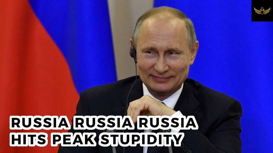 Russia Russia Russia hits peak stupidity. FREE ASSANGE.mp4