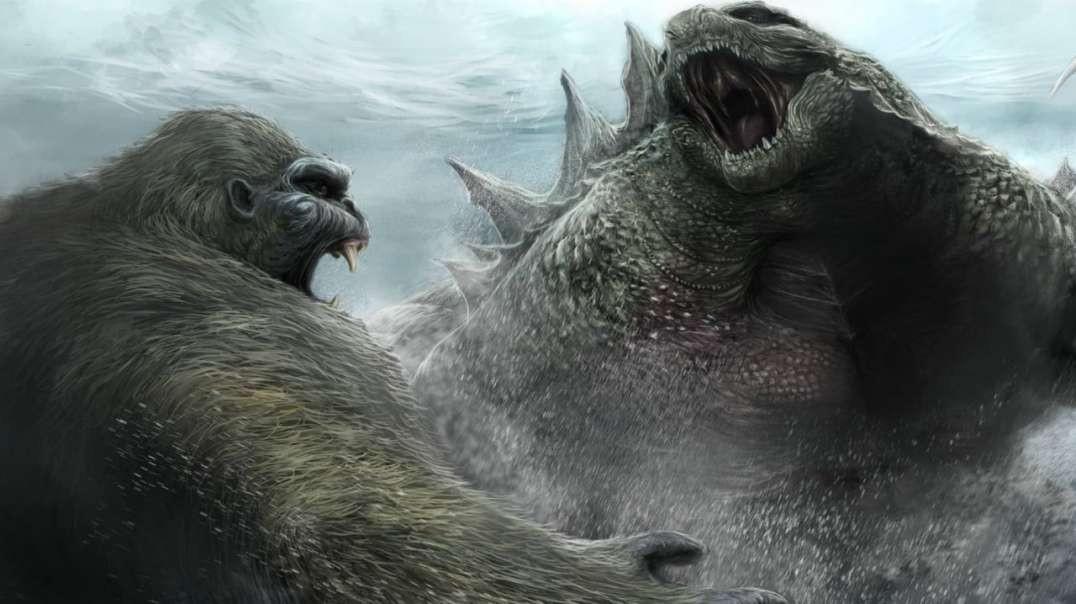 Godzilla Vs Kong ~ in 4K ULTRA HD 1080p